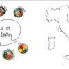 Inhaltsverzeichnis Italien for kids