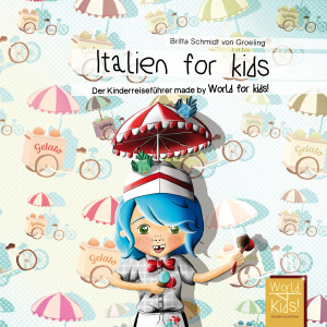 Cover Italien for kids