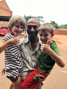 Josh und kids