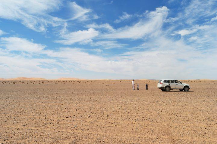 Marokkos Einöde