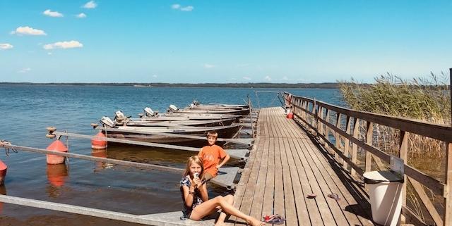 Campingurlaub in Schweden