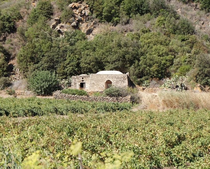 Pantelleria-Dammuso