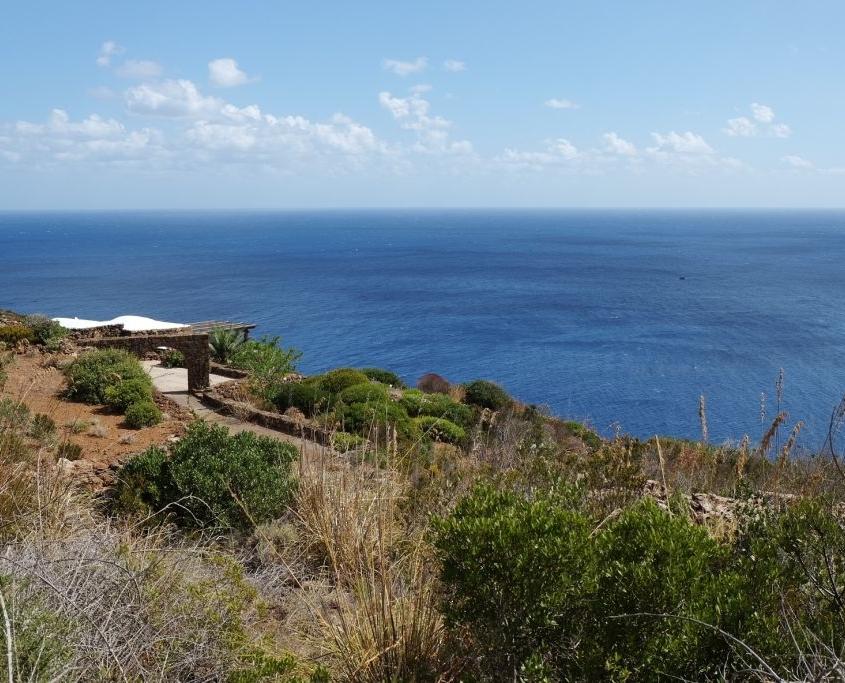 Pantelleria-Küste