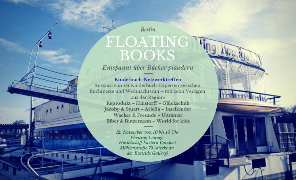 Floating Books November 2018