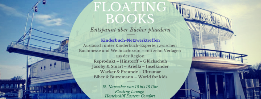 Floating Books November 2018