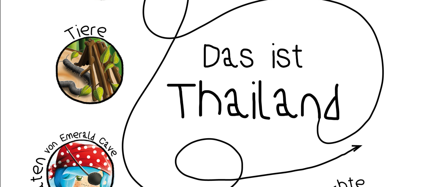 Thailand for kids - Inhalt