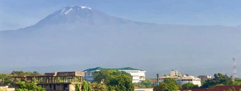 Kilimandscharo in Moshi