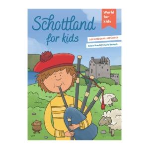 Schottland for kids