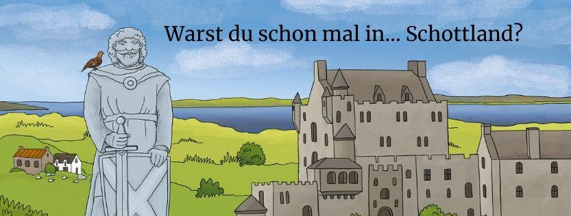 Schottland Schloss