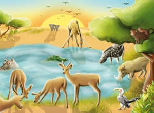 Südafrikas Tiere
