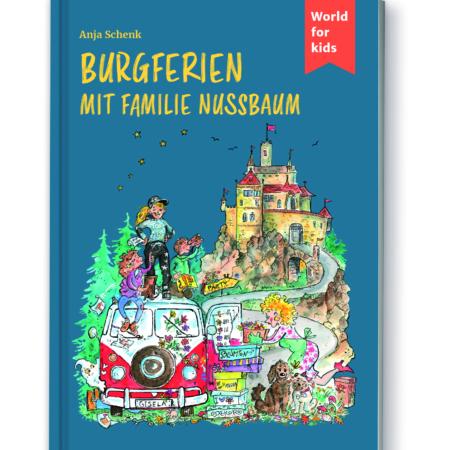 Burgferien mit Familie Nussbaum